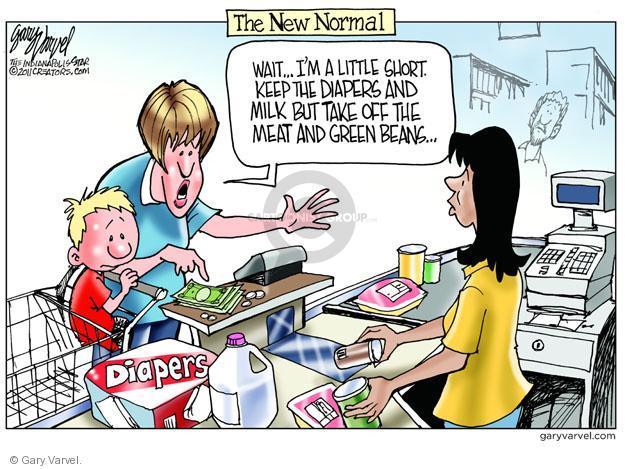 Gary Varvel  Gary Varvel's Editorial Cartoons 2011-10-26 poverty