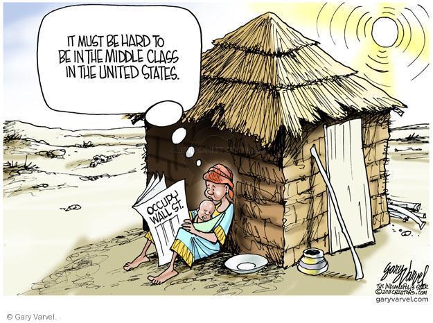Cartoonist Gary Varvel  Gary Varvel's Editorial Cartoons 2011-11-04 hard