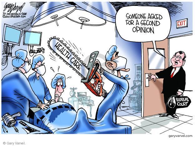 Cartoonist Gary Varvel  Gary Varvel's Editorial Cartoons 2011-11-16 John