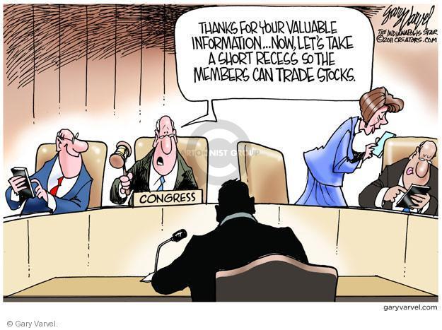 Cartoonist Gary Varvel  Gary Varvel's Editorial Cartoons 2011-11-18 Congress
