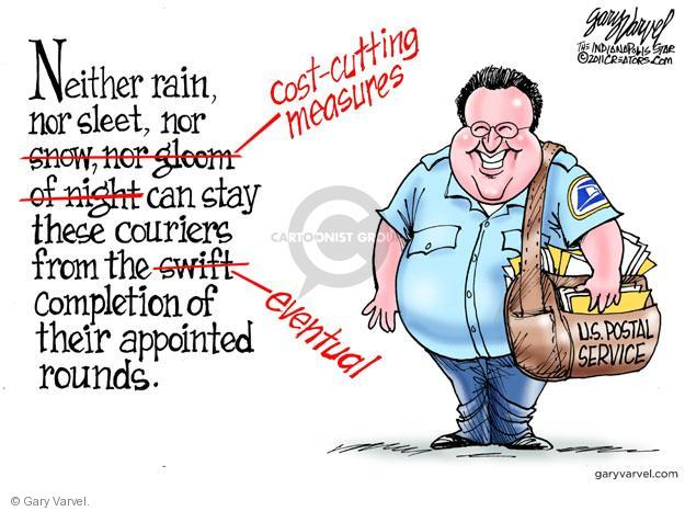 Cartoonist Gary Varvel  Gary Varvel's Editorial Cartoons 2011-12-06 rain