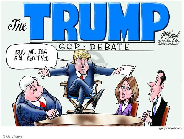 Cartoonist Gary Varvel  Gary Varvel's Editorial Cartoons 2011-12-07 2012 election