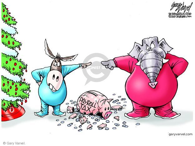 Cartoonist Gary Varvel  Gary Varvel's Editorial Cartoons 2011-12-21 Congress