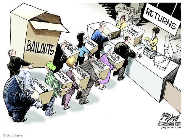 Cartoonist Gary Varvel  Gary Varvel's Editorial Cartoons 2012-01-01 2012 primary