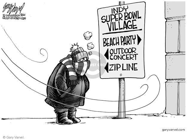 Gary Varvel  Gary Varvel's Editorial Cartoons 2012-01-15 winter