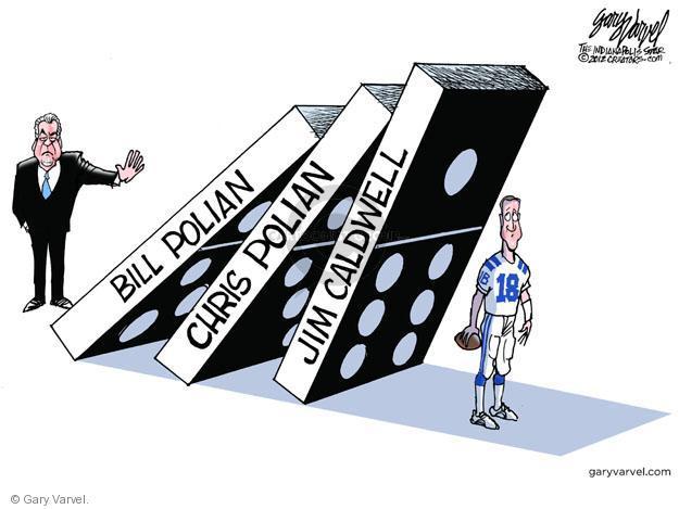 Cartoonist Gary Varvel  Gary Varvel's Editorial Cartoons 2012-01-18 owner