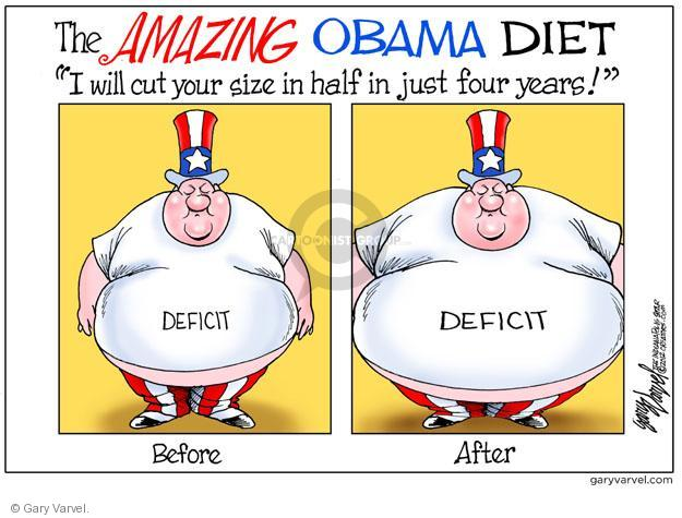 Cartoonist Gary Varvel  Gary Varvel's Editorial Cartoons 2012-02-20 Barack Obama