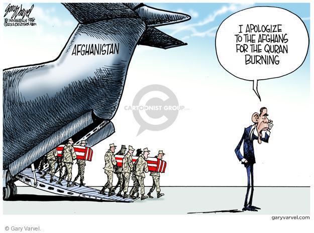 Cartoonist Gary Varvel  Gary Varvel's Editorial Cartoons 2012-02-27 Barack Obama