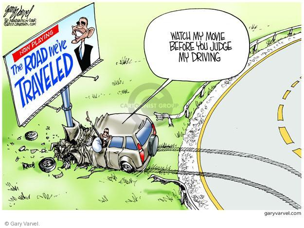 Cartoonist Gary Varvel  Gary Varvel's Editorial Cartoons 2012-03-19 Barack Obama
