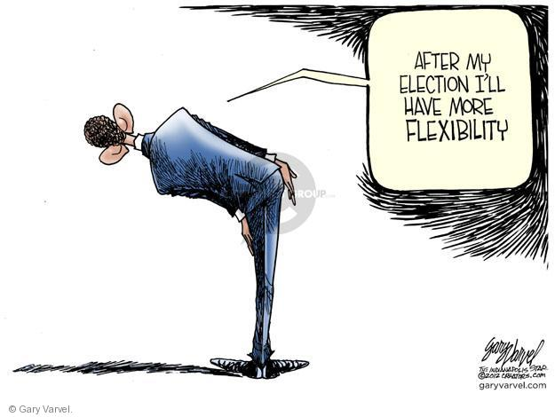 Cartoonist Gary Varvel  Gary Varvel's Editorial Cartoons 2012-03-28 Barack Obama