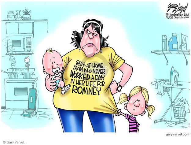 Cartoonist Gary Varvel  Gary Varvel's Editorial Cartoons 2012-04-13 GOP
