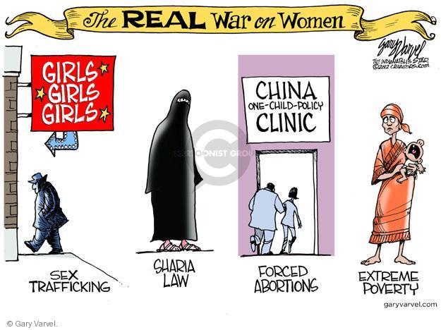 Gary Varvel  Gary Varvel's Editorial Cartoons 2012-04-15 sex