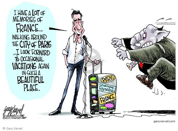 Cartoonist Gary Varvel  Gary Varvel's Editorial Cartoons 2012-04-24 GOP