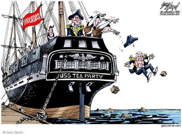 Gary Varvel  Gary Varvel's Editorial Cartoons 2012-05-09 republican party