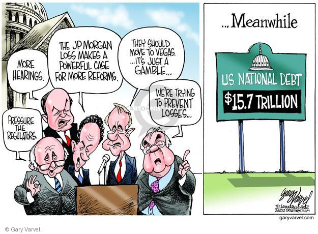 Gary Varvel  Gary Varvel's Editorial Cartoons 2012-05-17 senate majority leader