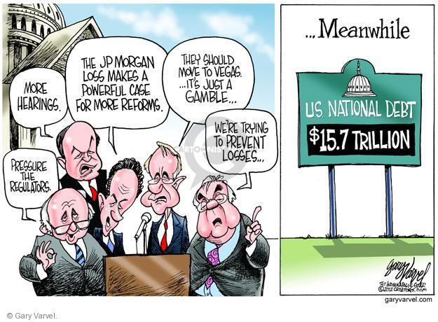 Cartoonist Gary Varvel  Gary Varvel's Editorial Cartoons 2012-05-17 Las Vegas