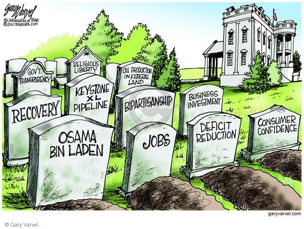 Cartoonist Gary Varvel  Gary Varvel's Editorial Cartoons 2012-06-05 Barack Obama
