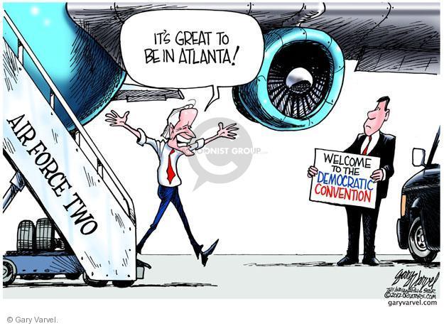 Cartoonist Gary Varvel  Gary Varvel's Editorial Cartoons 2012-09-02 democratic