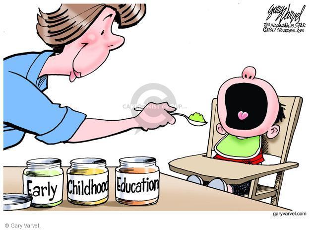 Cartoonist Gary Varvel  Gary Varvel's Editorial Cartoons 2012-09-16 education
