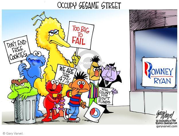 Gary Varvel  Gary Varvel's Editorial Cartoons 2012-10-08 47 percent