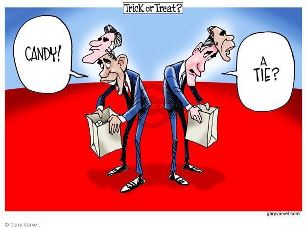Cartoonist Gary Varvel  Gary Varvel's Editorial Cartoons 2012-10-17 2012 election
