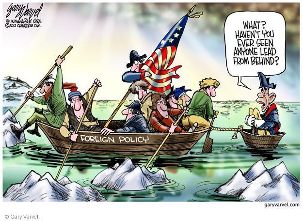 Gary Varvel  Gary Varvel's Editorial Cartoons 2012-11-01 2012 election