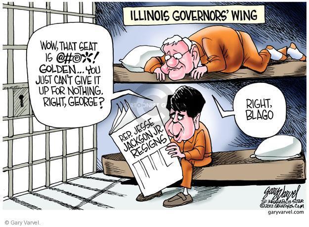 Cartoonist Gary Varvel  Gary Varvel's Editorial Cartoons 2012-11-23 Congress