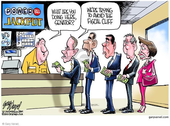 Cartoonist Gary Varvel  Gary Varvel's Editorial Cartoons 2012-11-29 Barack Obama