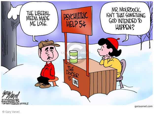 Gary Varvel  Gary Varvel's Editorial Cartoons 2012-12-14 cent