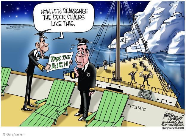 Cartoonist Gary Varvel  Gary Varvel's Editorial Cartoons 2012-12-19 Obama Boehner