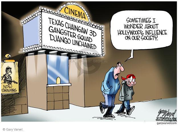 Cartoonist Gary Varvel  Gary Varvel's Editorial Cartoons 2013-01-15 Texas