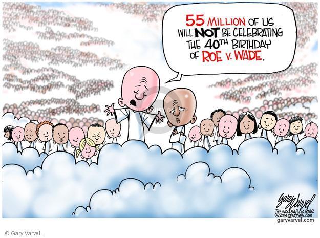 Cartoonist Gary Varvel  Gary Varvel's Editorial Cartoons 2013-01-22 life