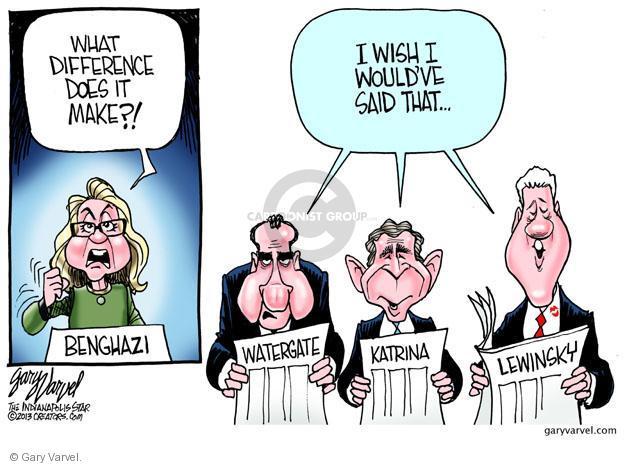 Cartoonist Gary Varvel  Gary Varvel's Editorial Cartoons 2013-01-24 American president