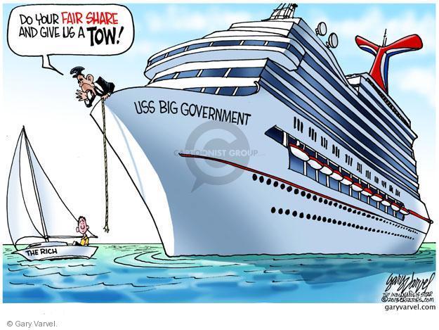 Cartoonist Gary Varvel  Gary Varvel's Editorial Cartoons 2013-02-14 Barack Obama