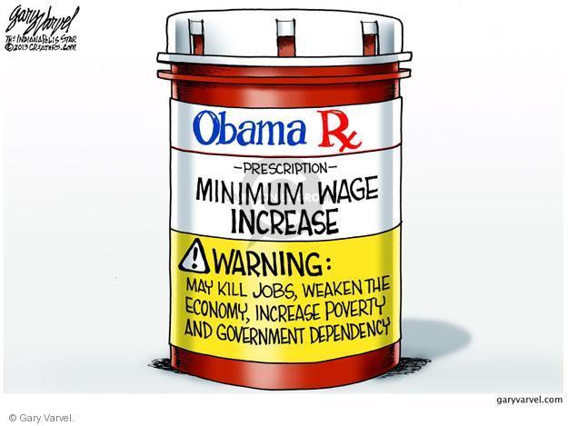 Cartoonist Gary Varvel  Gary Varvel's Editorial Cartoons 2013-02-15 Barack Obama