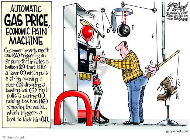 Gary Varvel  Gary Varvel's Editorial Cartoons 2013-02-19 price