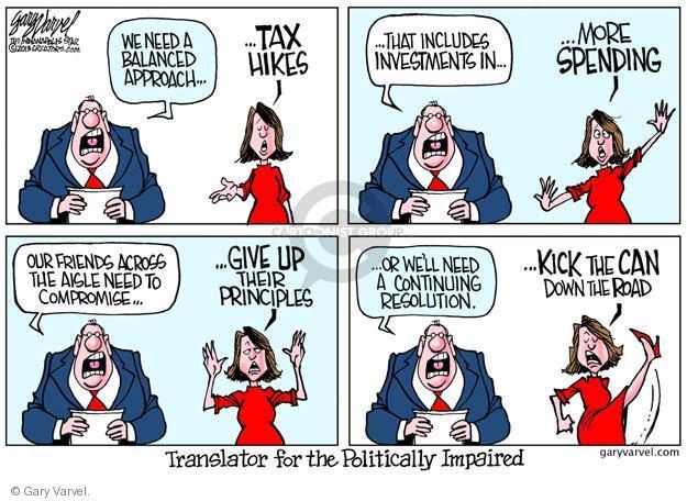 Cartoonist Gary Varvel  Gary Varvel's Editorial Cartoons 2013-02-26 investment