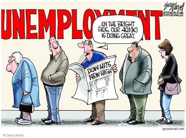 Gary Varvel  Gary Varvel's Editorial Cartoons 2013-03-07 stock market