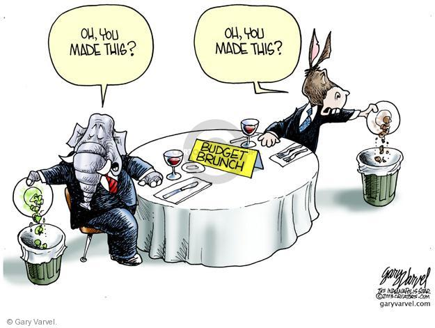 Gary Varvel  Gary Varvel's Editorial Cartoons 2013-03-15 GOP