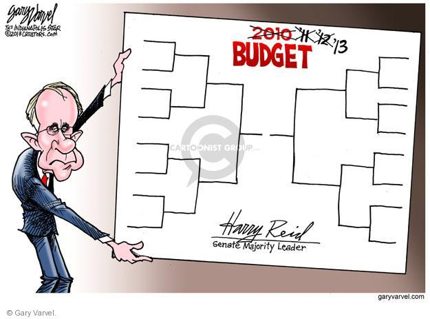 Gary Varvel  Gary Varvel's Editorial Cartoons 2013-03-18 senate majority leader
