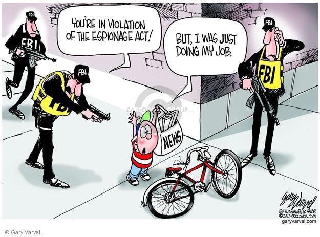Cartoonist Gary Varvel  Gary Varvel's Editorial Cartoons 2013-05-21 press