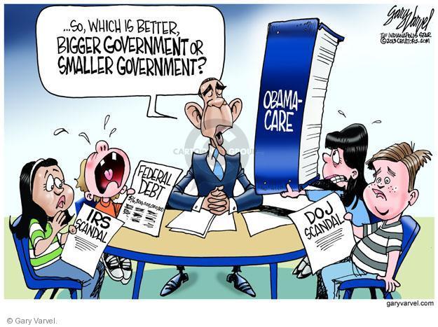 Cartoonist Gary Varvel  Gary Varvel's Editorial Cartoons 2013-05-29 American president