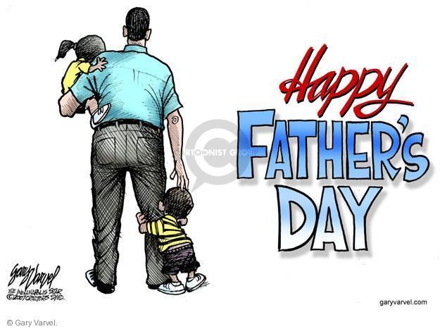 Cartoonist Gary Varvel  Gary Varvel's Editorial Cartoons 2013-06-15 family