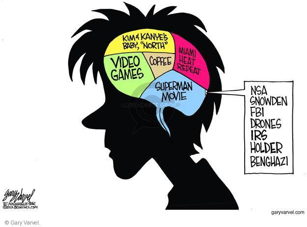 Cartoonist Gary Varvel  Gary Varvel's Editorial Cartoons 2013-06-24 investigation
