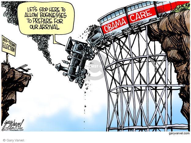 Cartoonist Gary Varvel  Gary Varvel's Editorial Cartoons 2013-07-08 employer