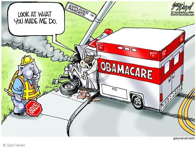 Cartoonist Gary Varvel  Gary Varvel's Editorial Cartoons 2013-07-11 employer
