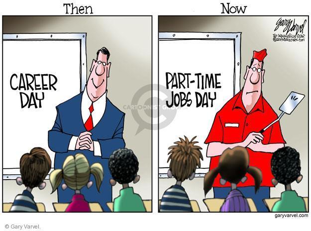 Cartoonist Gary Varvel  Gary Varvel's Editorial Cartoons 2013-07-12 education