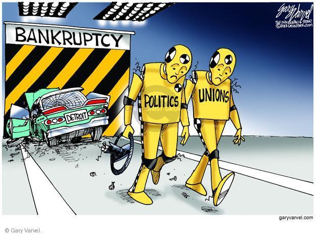 Cartoonist Gary Varvel  Gary Varvel's Editorial Cartoons 2013-07-22 expense