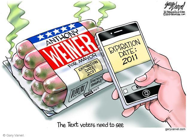 Gary Varvel  Gary Varvel's Editorial Cartoons 2013-07-30 2011