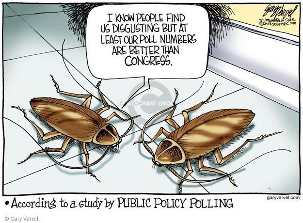 Gary Varvel  Gary Varvel's Editorial Cartoons 2013-08-13 poll number